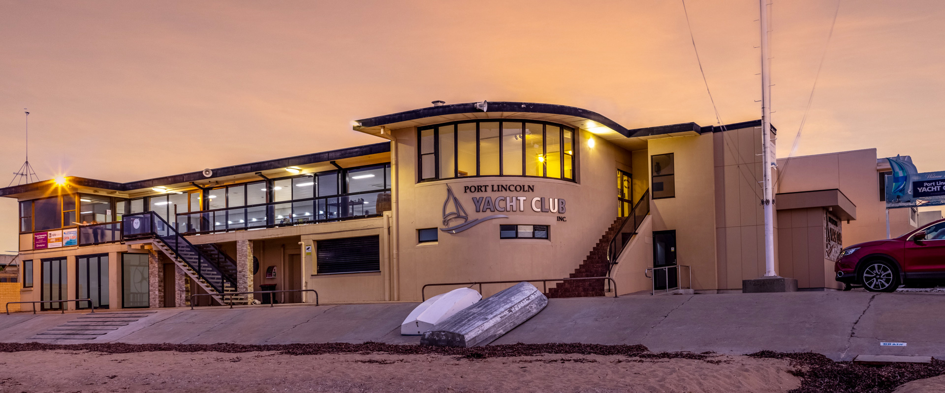 Port Lincoln Yacht Club